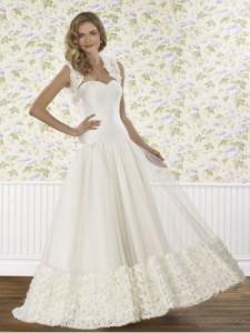 560a8747eab бальное платье без бретелек часовни поезд шелк шифон свадебное платье